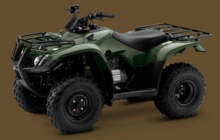 2018 Honda Recon 250 ATV Review / Specs – TRX250TM 2x4 (Manual-Shift