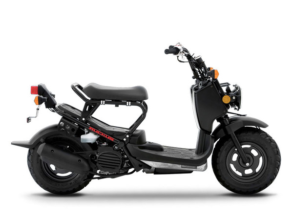2018 Honda Ruckus Scooter Review / Specs: MPG, Price, Horsepower & Performance Info, Colors | NPS50 Zoomer | Automatic Motorbike / Motorcycle