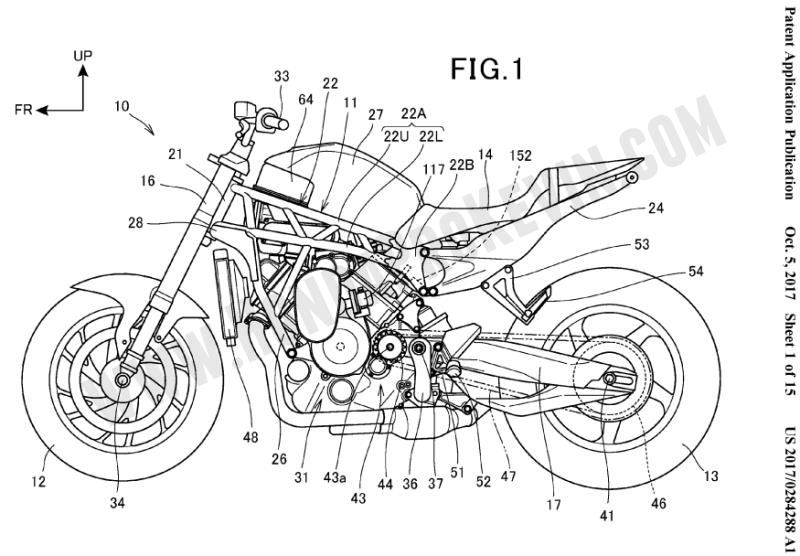 2018-2019 Honda Motorcycle Supercharged / Sport Bike with Supercharger Pictures