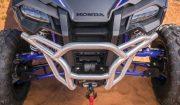 Honda TALON 1000 Winch / Front Bumper Mount