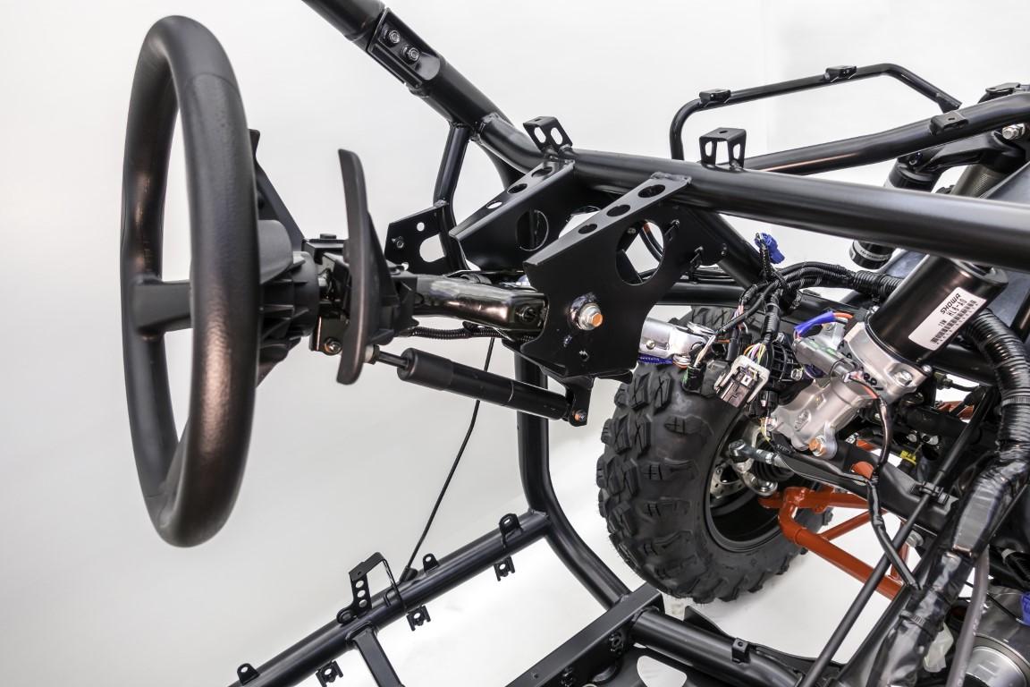 honda talon    chassis testing design  interviews