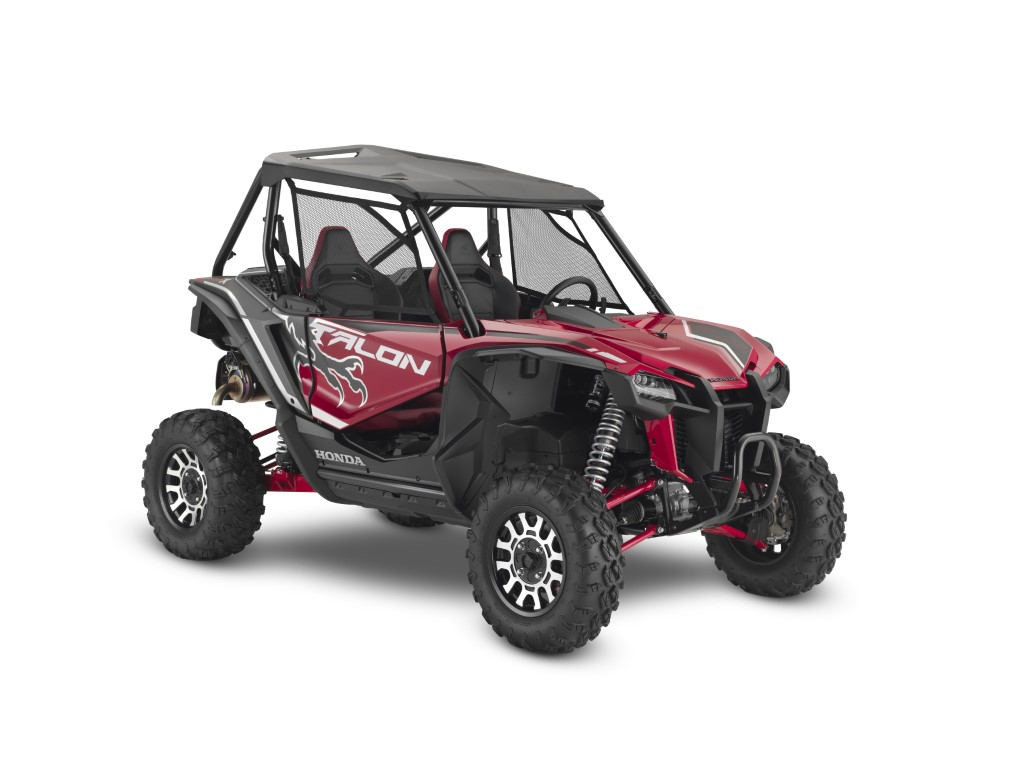 Official New 2019 Honda Talon 1000 Models Released 1000r