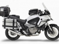 Honda VFR1200X Accessories Review / Prices - Saddlebags, Crash Bars, Fog Lights, Windshields, Trunk - CrossTourer V4 Adventure Motorcycle / Bike