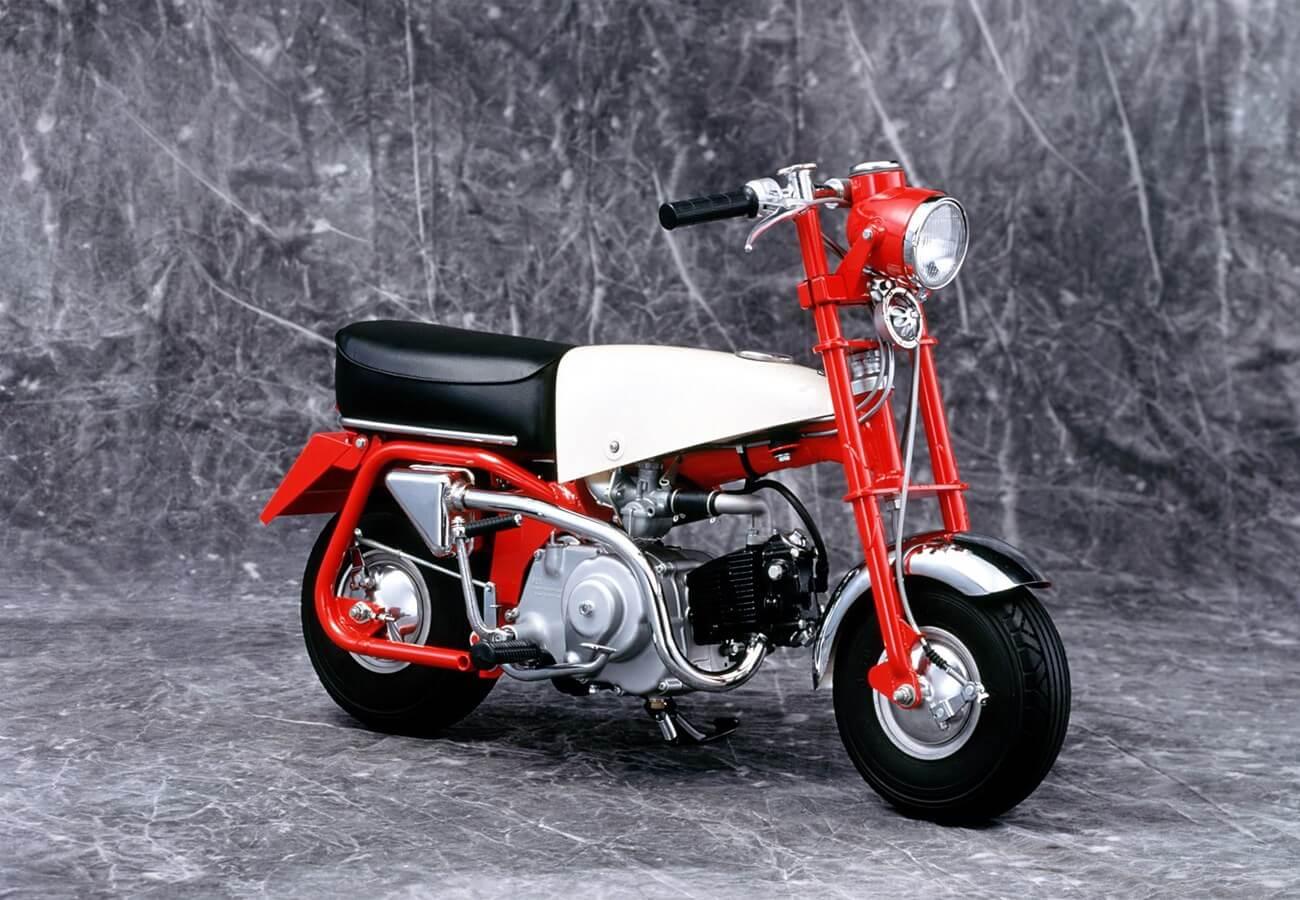 Vintage Honda 50 Motorcycles