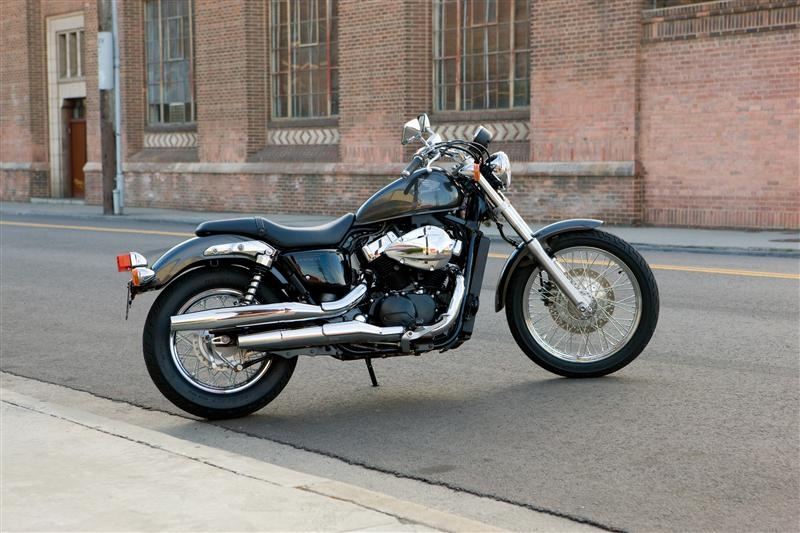 Honda Shadow RS Review / Specs VT750RS Cruiser Motorcycle