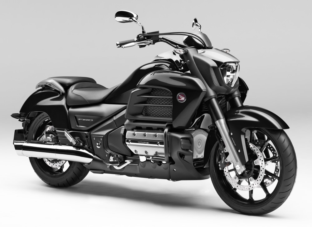 2015 Honda Valkyrie 1800 Review / Specs - Cruiser GL1800 Motorcycle