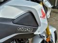 White 2015 Honda Grom 125 Motorcycle