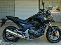 Honda NC700X DCT Review / Specs - Automatic Motorcycle MPG / Price