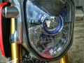 Custom Honda Grom / MSX125 Motorcycle