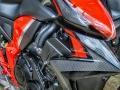 2015 Honda CB1000R Red Sport Bike CBR1000RR Engine Naked Street Fighter Motorcycle