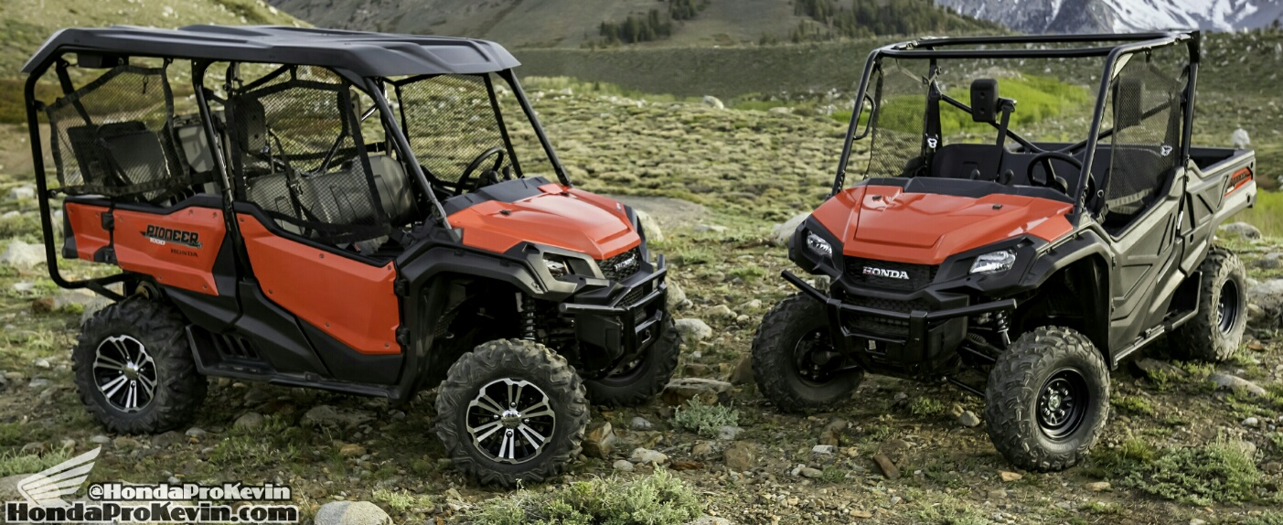 2018 Honda Pioneer 1000 Base Model Review Specs Detailed 96 Atv Wiring Hp Performance Price Side By