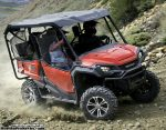 Honda Pioneer 1000-5 Review Deluxe / Specs - HP Performance / Price / Side by Side ATV / UTV / SxS / 4x4 Utility Vehicle
