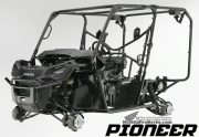 Honda Pioneer 1000 Review - Side by Side ATV / UTV / SxS / 4x4 Utility Vehicle