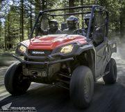 2017 Honda Pioneer 1000 Review / Specs - Price / Side by Side ATV / UTV / SxS / 4x4 Utility Vehicle