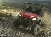 Honda Pioneer 1000 Review / Specs - Price / Side by Side ATV / UTV / SxS / 4x4 Utility Vehicle