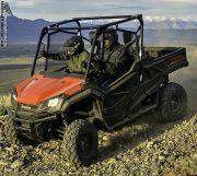 Honda Pioneer 1000 EPS Review / Specs - Price / Side by Side ATV / UTV / SxS / 4x4 Utility Vehicle