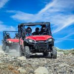Honda Pioneer 1000 Side by Side Review / Specs - UTV / ATV / SxS / 4x4 Utility Vehicle 1000cc