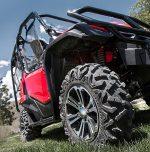 Honda Pioneer 1000 Side by Side Wheels & Tires - Review / Specs - UTV / ATV / SxS / 4x4 Utility Vehicle 1000cc