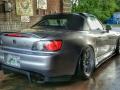 Custom Honda S2000 - 17x9 Enkei RFP1 Wheels / RSG Gears Front Lip / Carbon Fiber Diffuser / Invidia Q300 Exhaust / Wasp Composites Side Diffusers