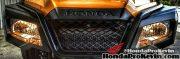 2015 Honda Pioneer 500 Yellow SxS UTV Side by Side Models 4x4 ATV Utility Vehicle SXS500 SXS700 700