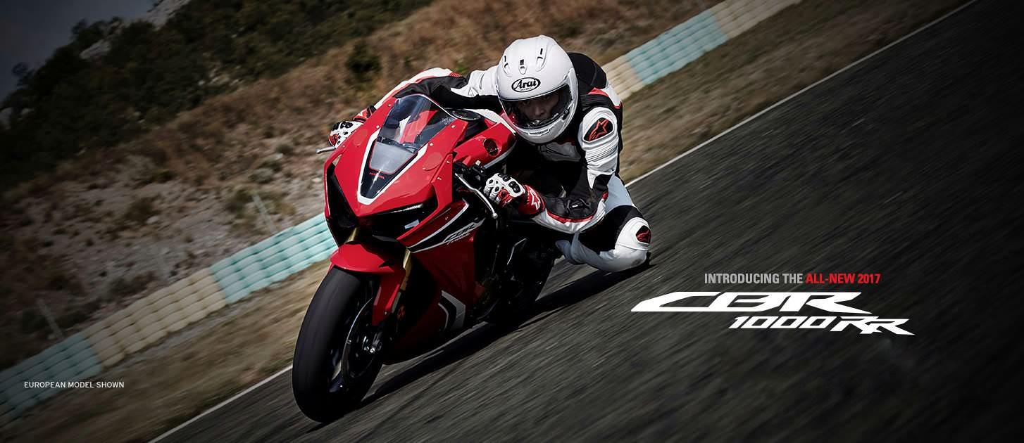 2017 CBR 1000 RR Review / Specs   Changes, Price, Horsepower & Torque CBR1000RR Performance Info, Suspension, Electronics   17' CBR 1000 RR SuperBike / SuperSport Sport Bike 1000RR