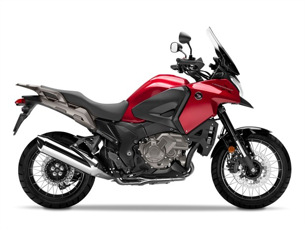 2018 Honda VFR1200X DCT Review / Specs - Automatic VFR 1200 Motorcycle / Bike