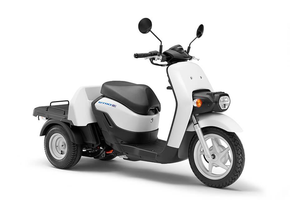 Electric Honda Gyro 3 Motorcycle Trike / Scooter
