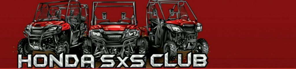 Honda SxS UTV Side by Side Model Lineup News Owners Forum