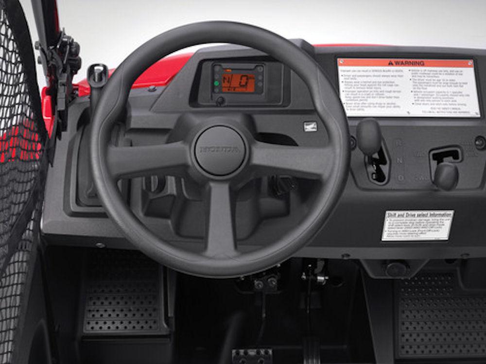 2018 Honda Pioneer 700-4 Review - Specs - Side by Side / UTV / SxS / ATV - SXS700 M4