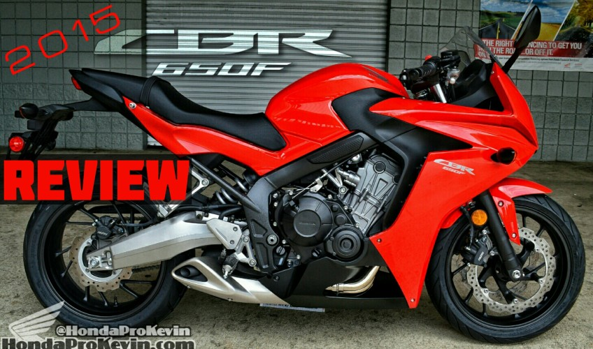 2015 Honda CBR650F Review - Comparison - Sport Bikes - CBR500R / CBR600RR - Motorcycle Specs / Pictures / Videos