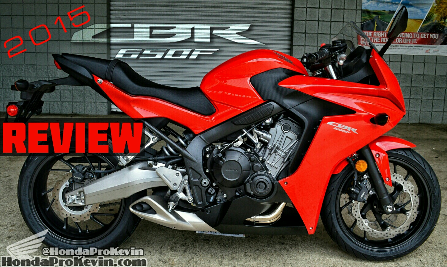2015 Honda Cbr650f Ride Review Of Specs Pictures Videos Pro Cycle Tach Wiring Motorcycle Kevin