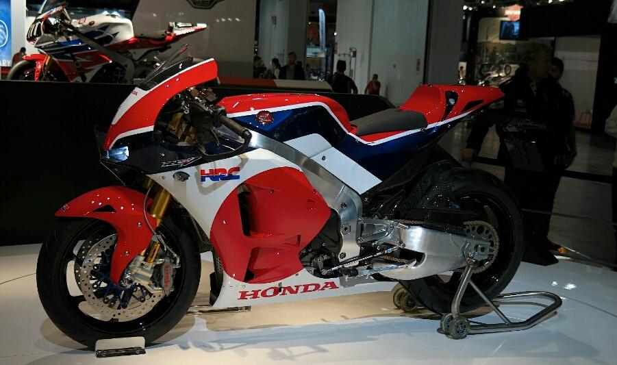 2016 Honda CBR1000RR / CBR600RR / RC213V-S V4 MotoGP Sport Bike Models