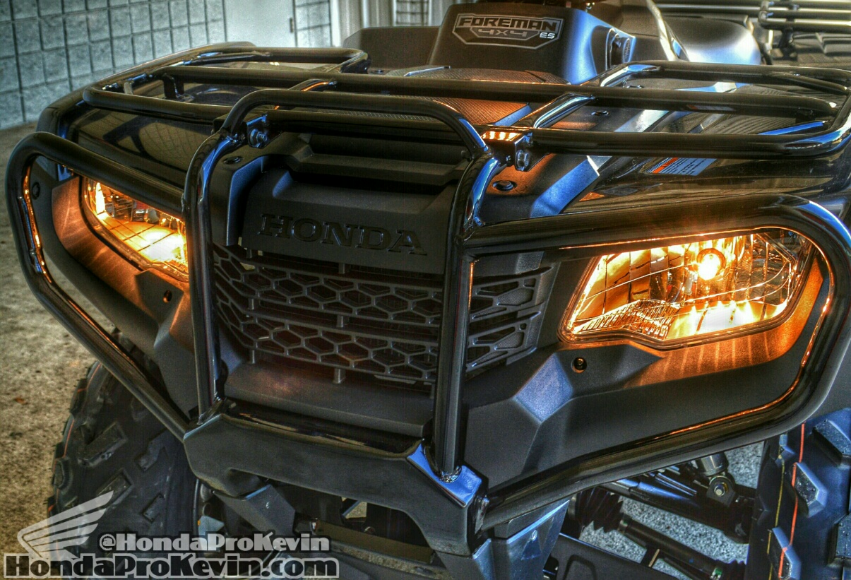 2016 Honda TRX 500 Foreman 4x4 ATV Review - Model Lineup - TRX500FM1G - TRX500FM2G - TRX500FE1G - TRX500FE2G