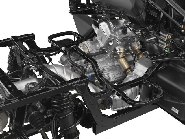 2017 Honda Pioneer 1000 Engine Specs - Horsepower & Torque