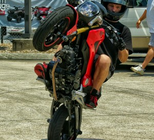 Custom Honda Grom MSX 125 Stunt - Wheelie - Bike / Motorcycle