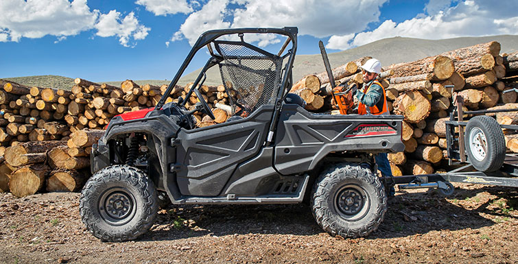 2018 Honda Pioneer 1000 Price, Specs, Top Speed, Horsepower, Torque