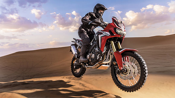 2016 Honda Africa Twin CRF1000L Ride - Review of Specs - Price - Video