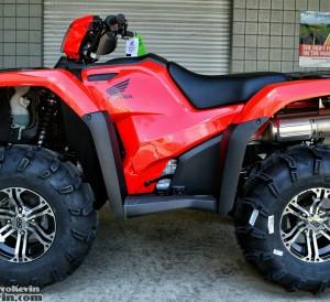 2016 Honda Foreman 500 Rubicon 500 ITP Mud Lite Tires - ITP SS Wheels
