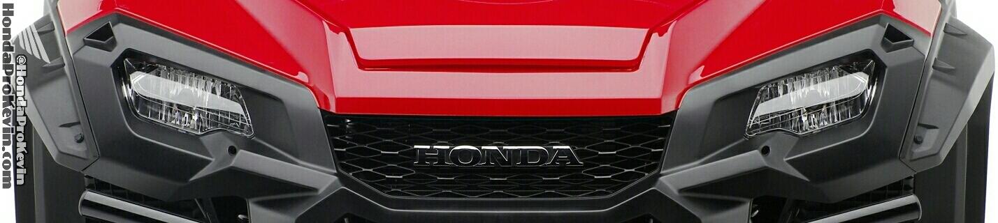 2016 Honda Pioneer 1000 SXS - UTV - Side by Side ATV - SXS1000M3