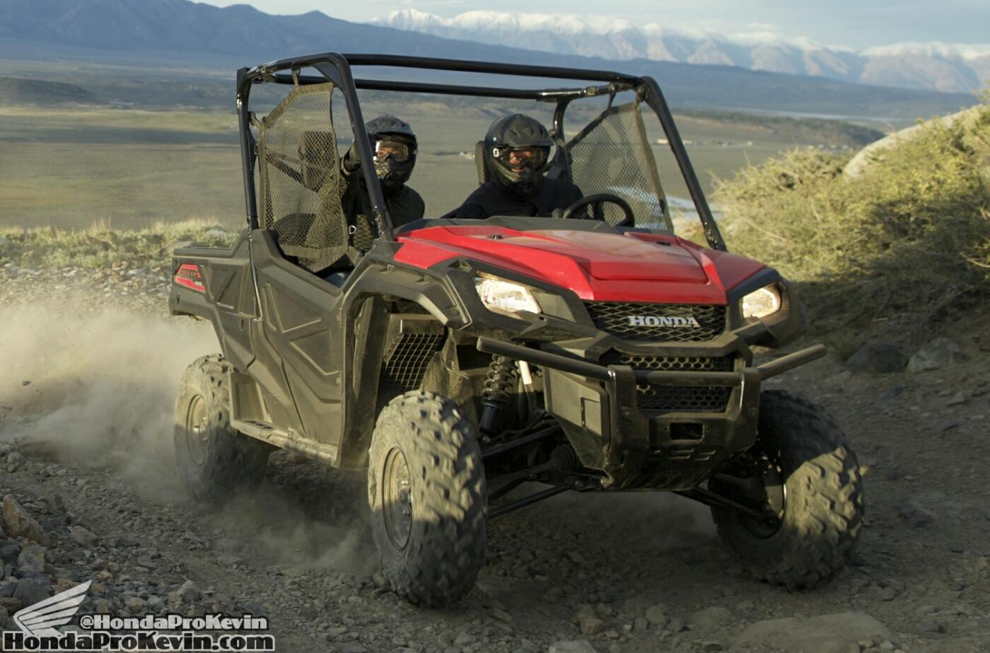 2016 Honda Pioneer 1000 SxS / UTV / Side by Side ATV - SXS1000M3