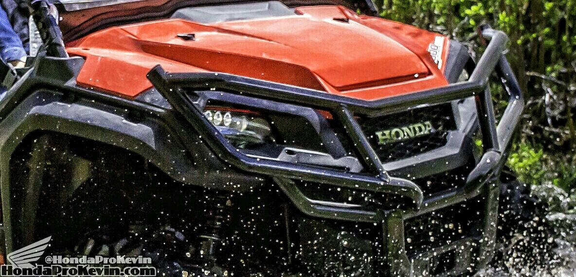 2016 Honda Pioneer 1000-5 Deluxe SxS / UTV / Side by Side ATV - SXS1000 / SXS1000M5 Deluxe