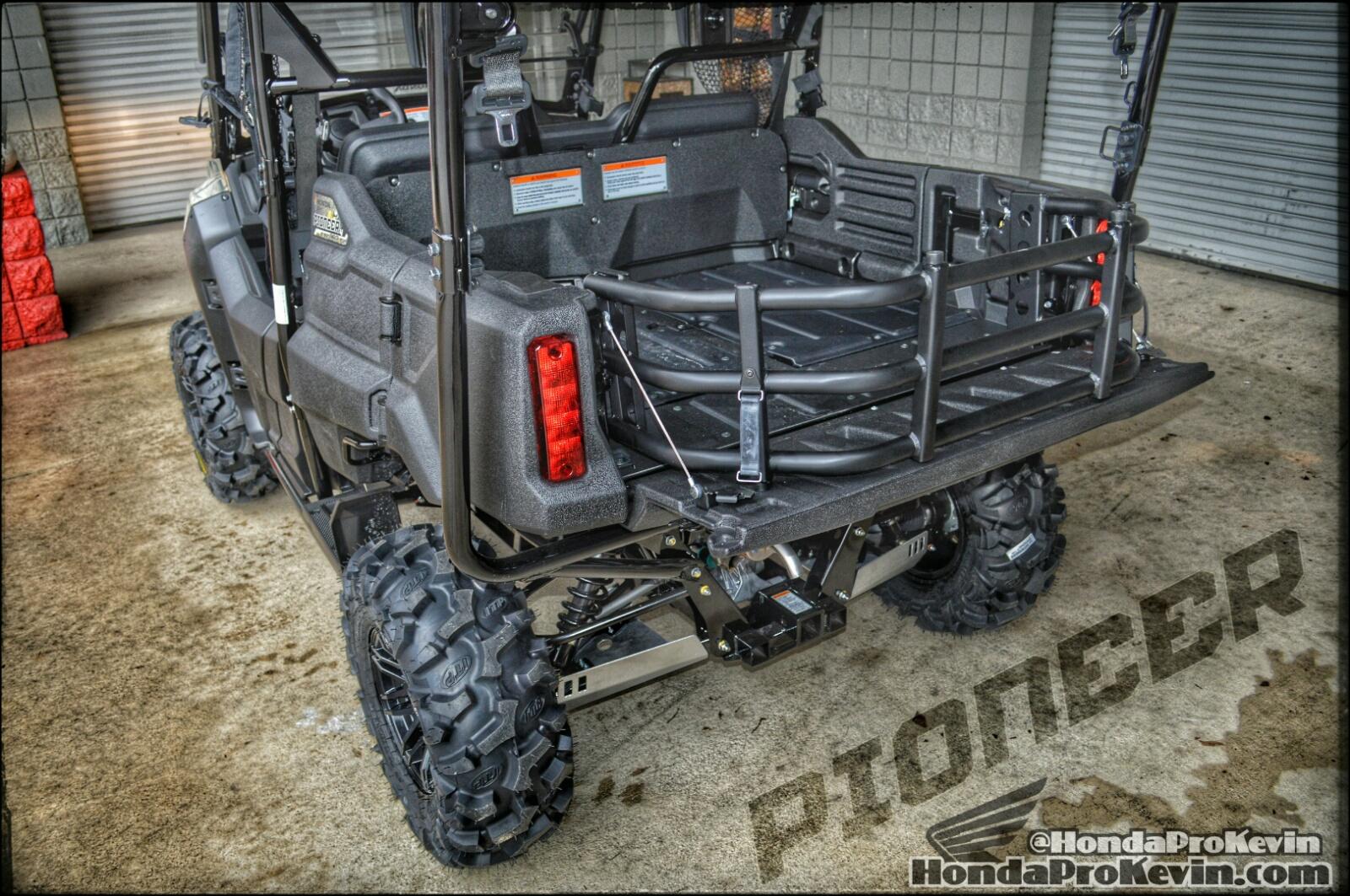 2016 Honda Pioneer 700 ITP Tires & Wheels - SxS - UTV - Side by Side ATV Accessories SXS700