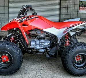 2016 Honda TRX250X Deluxe SE Sport / Race   ATV / Quad