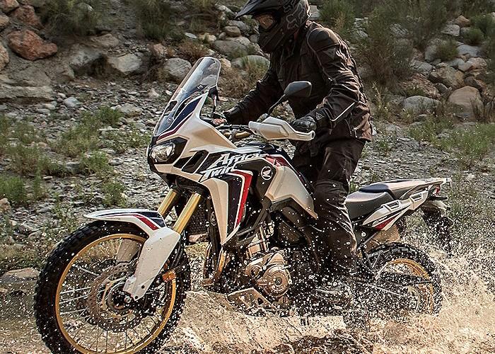 2016 Honda Africa Twin Price / MSRP CRF1000L - Adventure Motorcycle