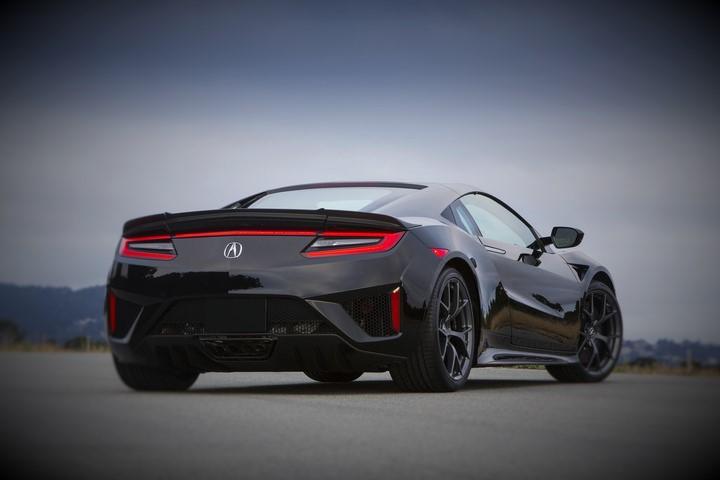 2017 Honda NSX Review of Specs - Horsepower - Top Speed + More on Honda's new Hybrid Super Car / Sports Automobile