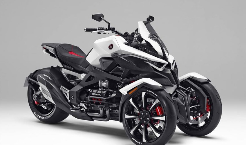 2017 Honda Neo Wing Trike Motorcycle Bike 3