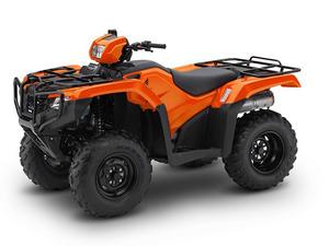 Honda Foreman 500 ATV Model Reviews & Specs