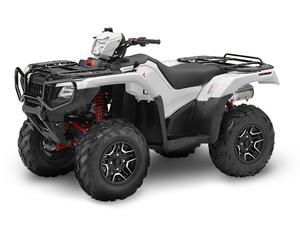 Honda Rubicon 500 ATV Model Reviews & Specs