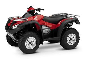 2018 Honda Rincon 680 ATV Review / Specs - TRX680FA