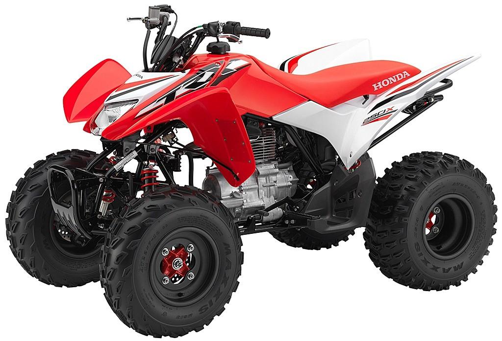 Honda Sport / Race ATV Model Reviews & Specs